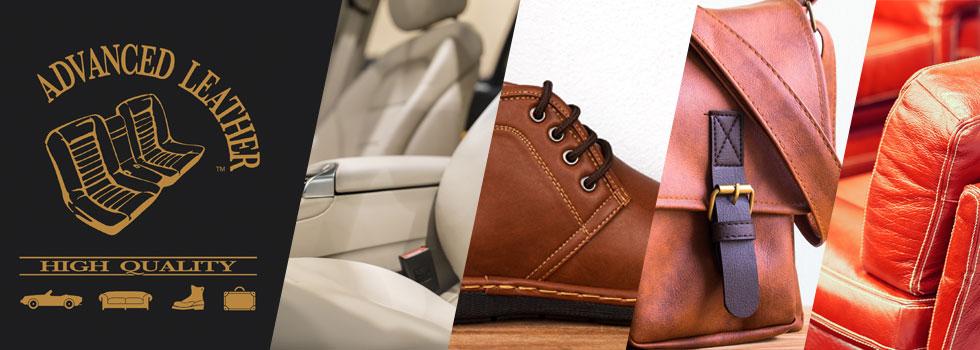 Advanced Leatherが実現した、驚愕の防汚性能と簡単お手入れ。